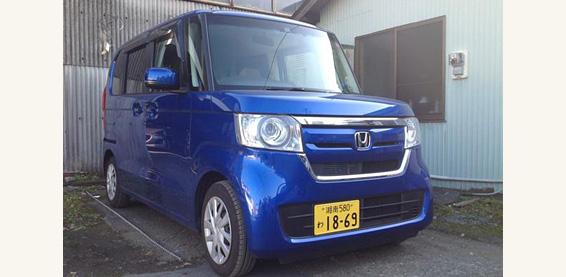 ホンダ/N-BPX G(2WD)