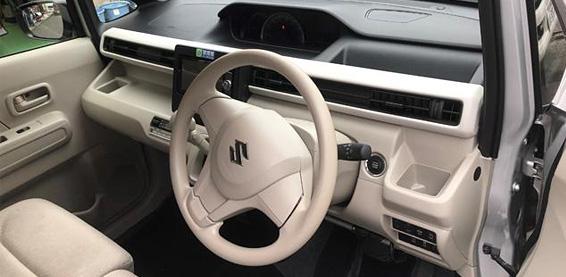 【値下げしました!】スズキ/ワゴンR(2WD)ハイブリッドFX スズキセーフティーサポート