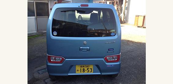 スズキ/ワゴンR(2WD)ハイブリッドFX