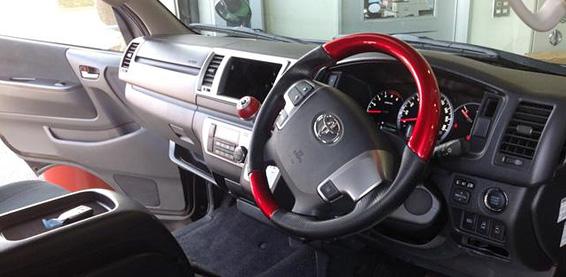 トヨタ/ハイエースバン(2WD)ロングスーパーGL