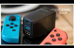 Switchテレビ変換アダプター