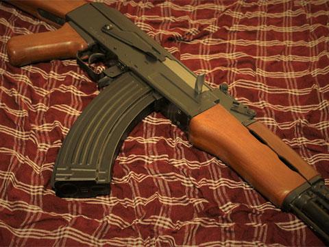 AK47 自動小銃