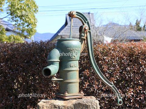 井戸手押しポンプ