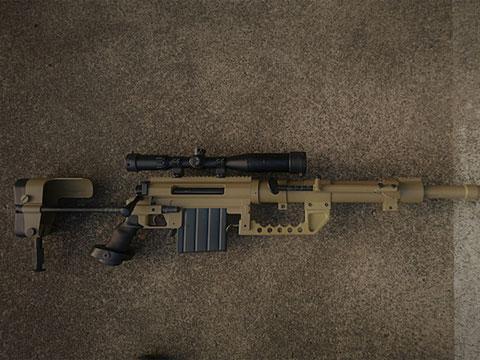 シェイタック M200 対物狙撃ライフル