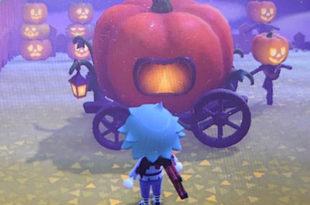 『どうぶつの森』ハロウィンイベント